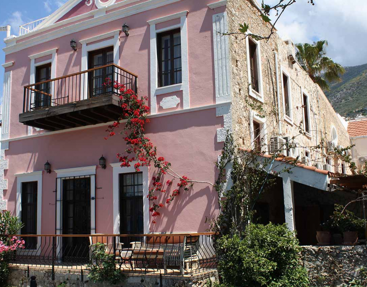 Customs house Kalkan