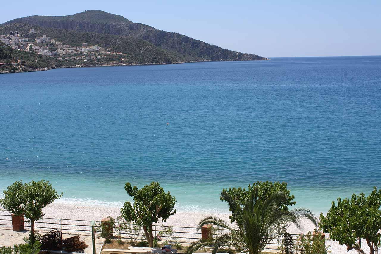Kalkan beach
