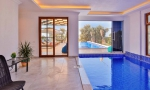 indoor pool out door pool