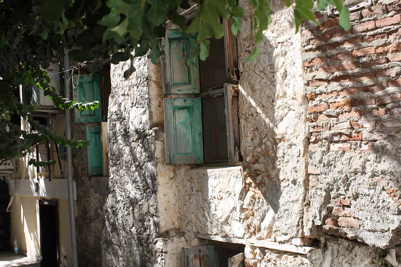 old house in Kalkan